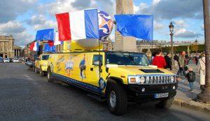 Marquage et covering paris