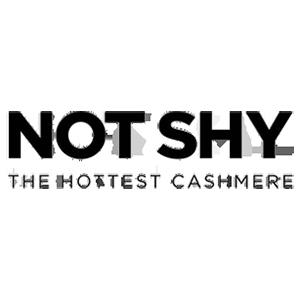 Not Shy logo